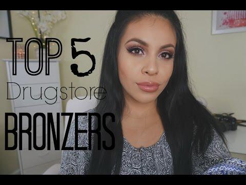 My Top 5 Favorite Drugstore Bronzers   juicyyyyjas   JuicyJas