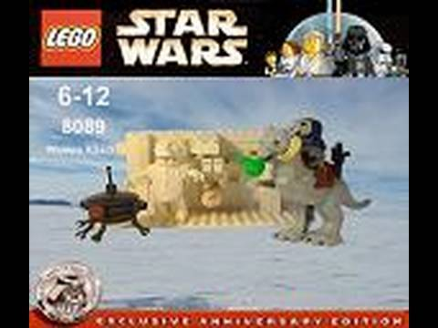 New 2010 Set Wampa Attack 8089. 156903 shouts