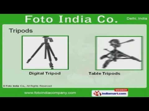 Accessories And Spare Parts Of Video Camera by Foto India Co., Delhi