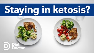How many carbs should you eat to stay in ketosis?