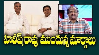 హరీష్ రావు ముందున్న మార్గాలు||Prof K Nageshwar on Options before Harish Rao||