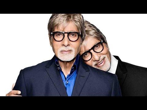 Amitabh Bachchan | Dabboo Ratnani's Calendar 2015 | Making