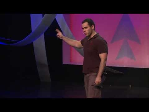 Syria - road to freedom: Joseph Hamoud at TEDxCopenhagen 2012