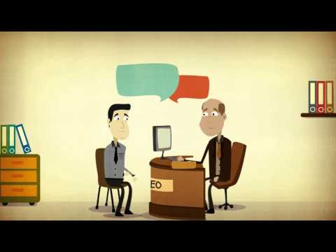 When can you start - Explainer video created by Bode Animation