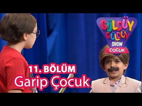 Güldüy Güldüy Show Çocuk 11. Bölüm, Garip Çocuk Bahadır