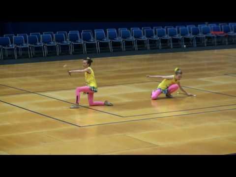 Drilldans duett preteen - let