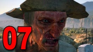 Red Dead Redemption - Part 7 - CREEPY SETH [2017]