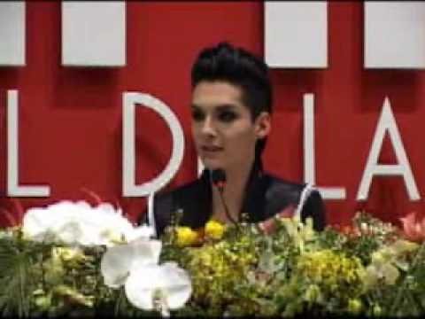 19.02.10 San Remo Press Conference Part 1