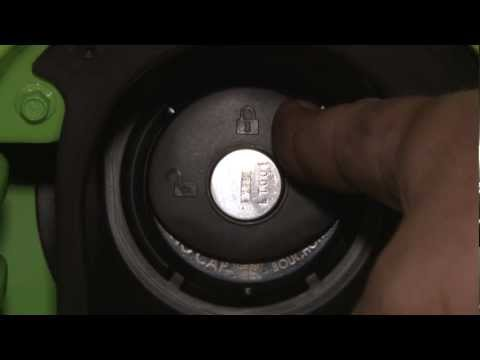 Mustang Locking Gas Cap Installation 2010-2014