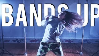 BANDS UP- CANDICE. Phil Wright Choreography