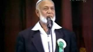 The Religion of Jesus and Moses is Islam - Ahmad Deedat