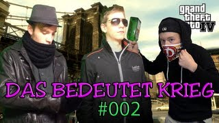 Let's Play Together: GTA IV Episodes from Liberty City MP - Das bedeutet Krieg #002 [Deutsch]