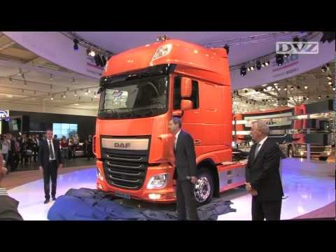 IAA Nutzfahrzeuge 2012 - die wichtigsten Highlights im berblick
