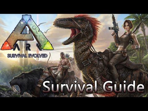 ARK: SURVIVAL EVOLVED | ★ Survival Guide 1 | Anfänger Tipps | Infos [Epic Graphic | Deutsch]