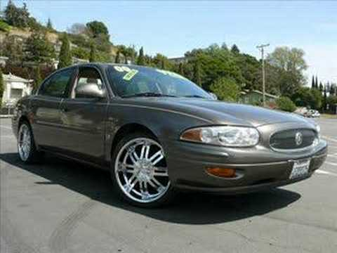 "Buick Lesabre Ratings >> SOLD!!!2000 Buick Lesabre Custom-Low Miles-20"" Rims!! - YouTube"