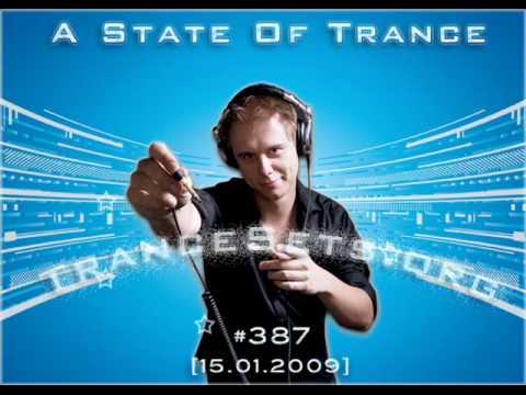 Armin van Buuren - A State Of Trance #387 - [15.01.2009]