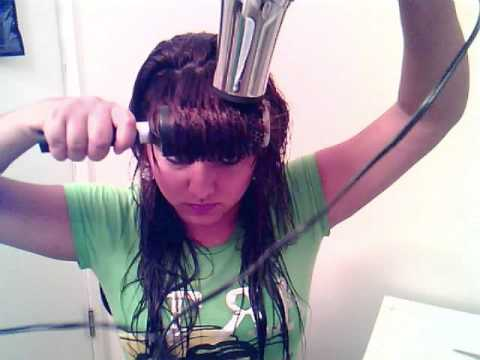 Watch gabytips 9 como cortar y peinar tu fleco-How to cut and comb your bangs