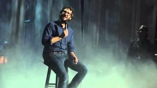 Josh Groban - STAGES CD/DVD Blooper - Fog [EXTRAS]