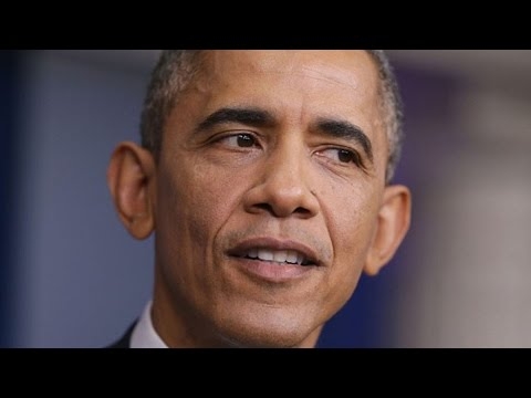 President Obama Says All Options Are on the Table If Ukraine Diplomacy Fails