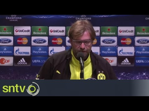 Klopp expects AVB to join Zenit