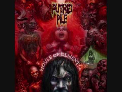 Putrid Pile - Severed Head Memento