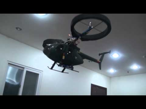 Avatar Scorpion Gunship RC - TwinCopter