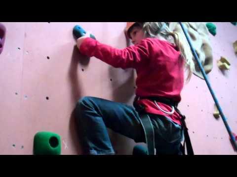 Kids Climbing Club