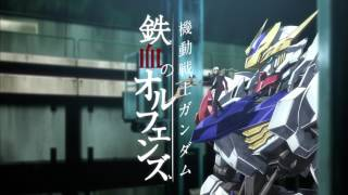 Mobile Suit Gundam Iron blooded Orphans OP 3 FULL ?RAGE OF DUST??SPYAIR YouTube 720p