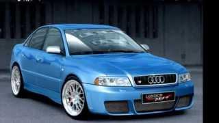 Audi A4 B5 - Tuning - Body kit