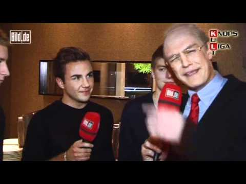 Beckenbauer spricht mit Tabellenspitzen / Matze Knop