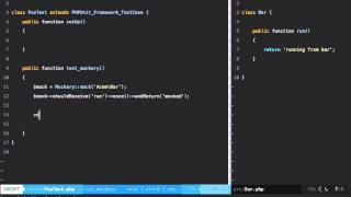 Testing For PHP & Developers- (Mockery)