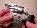 S&W Model 642CT Centennial revolver:  Lightweight Security