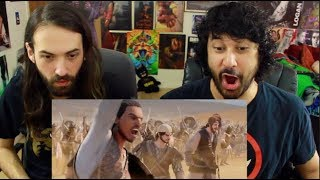 BILAL: A NEW BREED OF HERO Official TRAILER REACTION & REVIEW!!!
