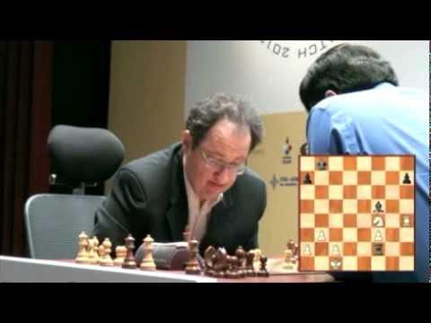 Anand-Gelfand 2012 - The Deciding Rapid Tiebreaker