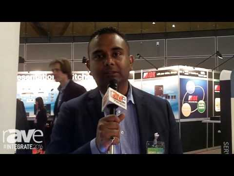 Integrate 2016: Alogic Shows Range of Cables