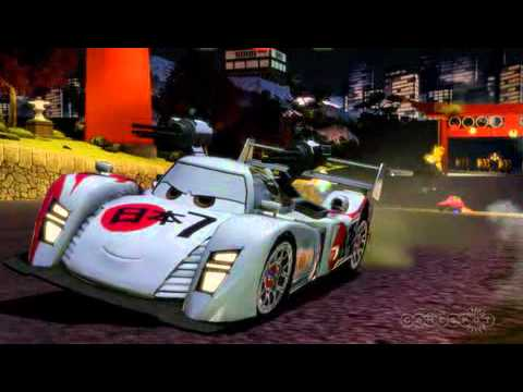 Cars 2 Gameplay Ps3 xbox 360 PC wii DS – The Video Game