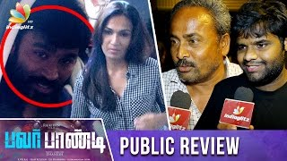 Power Paandi Public Review | Dhanush, Rajkiran, Madonna Sebastian | Reactions