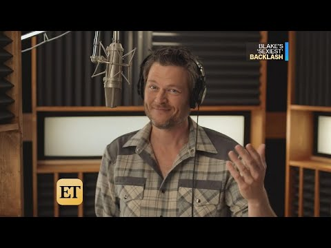 Blake Shelton Responds to Sexiest Man A Criticism  Reading Mean Tweets