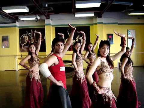 GlobeDancer - Shiamak Davar's Bollywood Jazz