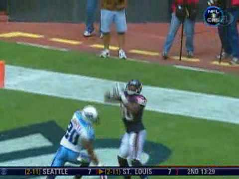 Andre Johnson. Video