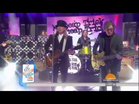 Cheap Trick - When I Wake Up Tomorrow (Live on NBC's Today Show 2016)