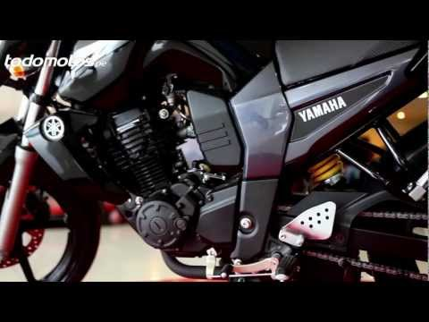 Yamaha FZ16 en Perú I Video en Full HD I Presentado por Todomotos.pe