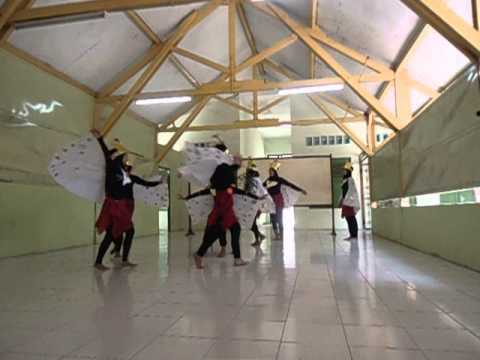Tari Untuk Anak Paud Dan Tk = Manuk Dadali ((pg-paud Paser)) video