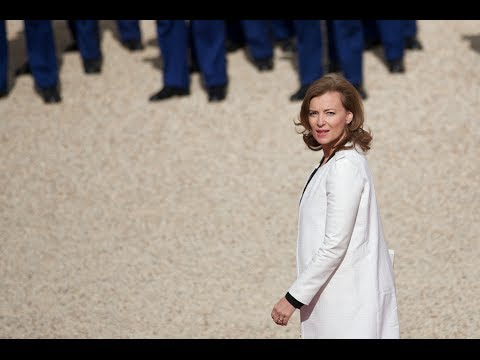 French First Lady In Hospital After Hollande Affair Rumors