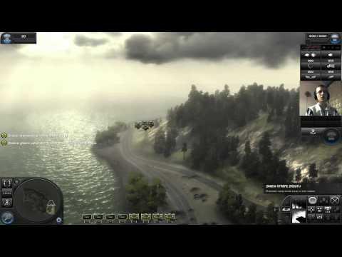 World in Conflict - bitwa o wyspę odcinek 14