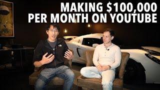 Graham Stephan full interview: Making $100,000/month on YouTube