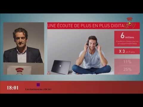 Audio 2.0 enfant de la radio par IP France par Guillaume Astruc de IP France @ Radio 2.0 2015