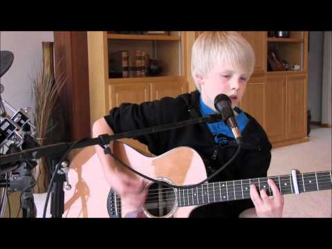 Keith Urban - For You cover by 10 yr old Carson Lueders