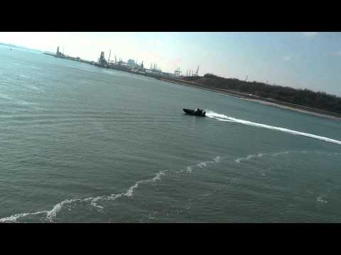 "Spectacular new trailer ""Dolphin Speedboat & RIB-events"" & ""Fly-K2.com"""