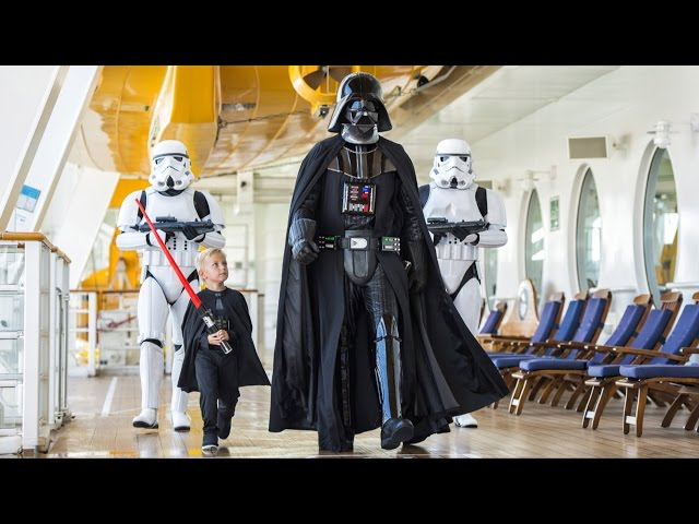 Star Wars Day at Sea on Disney Cruise Line Fantasy Details from Show Director Michael Roddy